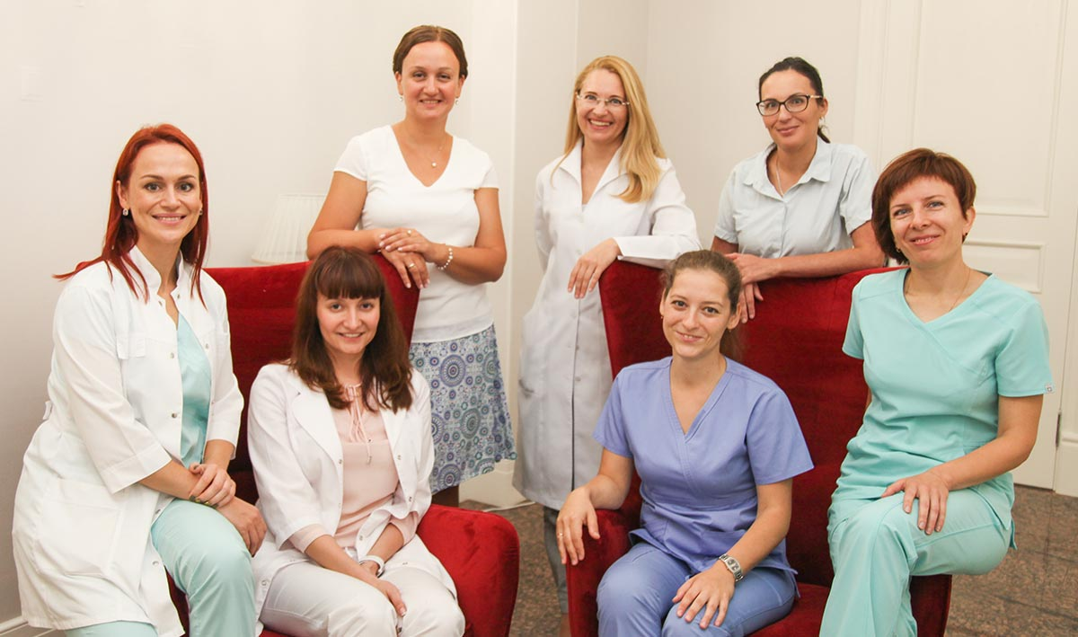We have now 7 fertility specialists in O.L.G.A. Fertility Clinic