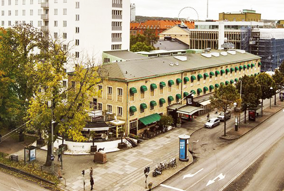 Elite Park Avenue Hotel, Kungsportsavenyen 36-38, Gothenburg, Sweden