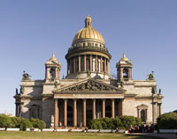 St. Isaac Cathedral, St. Petersburg, Russia